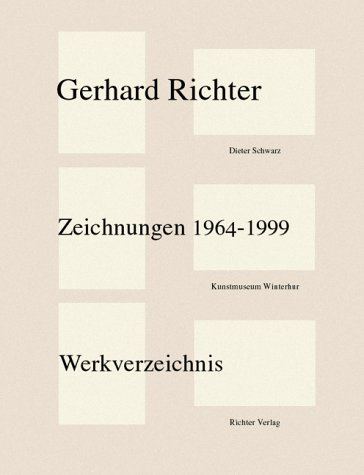 Gerhard Richter: Drawings: 1964-1999