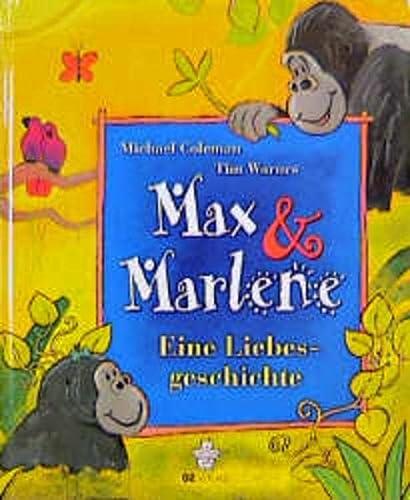 9783933813336: Max & Marlene