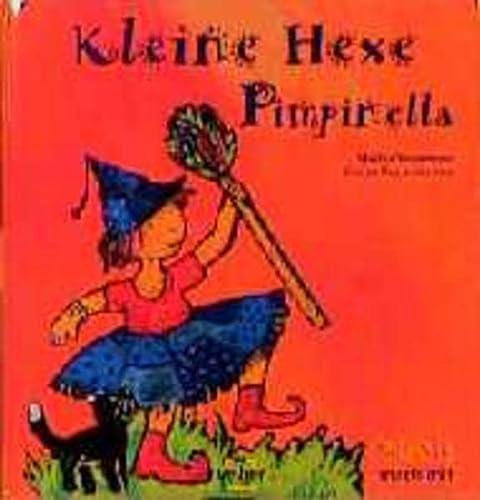 9783933813930: Kleine Hexe Pimpinella