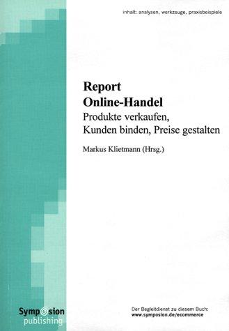 9783933814296: Report Online-Handel