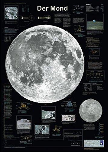 Der Mond (Livre en allemand): J Görlitzer