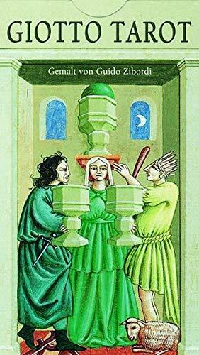 9783933939944: Tarotkarten, Giotto Tarot
