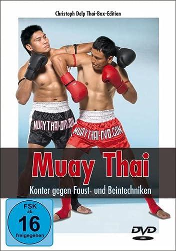 Muay Thai DVD - Konter gegen Faust- und Beintechniken - Christoph Delp