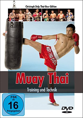 Muay Thai DVD - Training und Technik - Christoph Delp