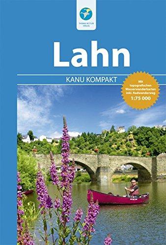 9783934014275: Kanu Kompakt Lahn: Mit topografischen Wasserwanderkarten
