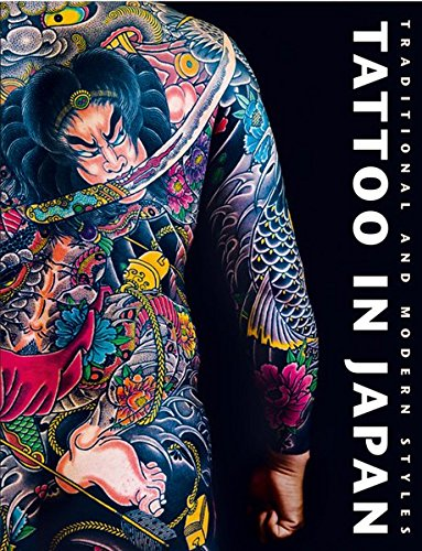 9783934020641: Tattoo in Japan: Traditional and Modern Styles