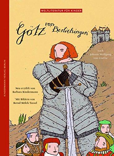 9783934029132: Götz von Berlichingen