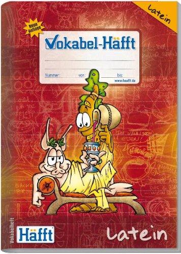 Vokabelheft LATEIN, A5, 32 Blatt, lateinisch, Heft