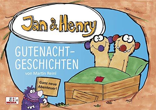 Jan & Henry: Gutenacht-Geschichten: Martin Reinl