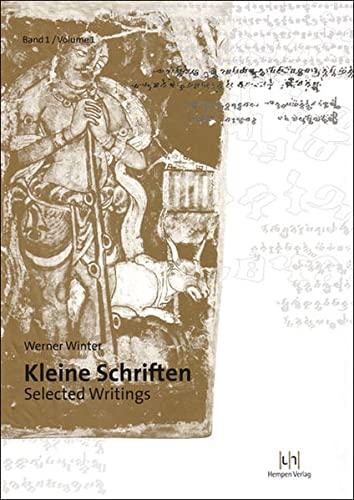 9783934106291: Kleine Schriften/Selected Writings (German Edition)