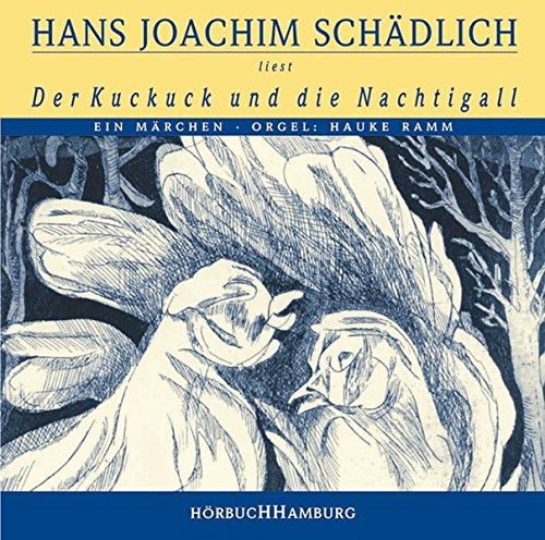9783934120174: Der Kuckuck und die Nachtigall. CD. Ein Märchen. Gelesen vom Autor