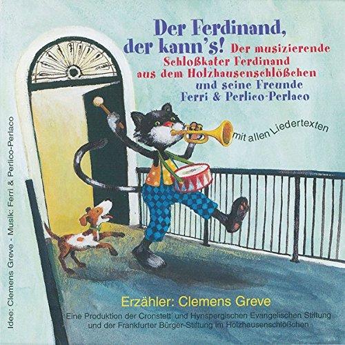 9783934123021: Der Ferdinand der kann's: Geschichten und Lieder (Livre en allemand)