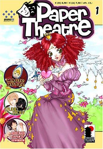 Paper Theatre 01: Anne Pätzke, Simone Xie, Natalie Wormsbecher, Anna Hollmann