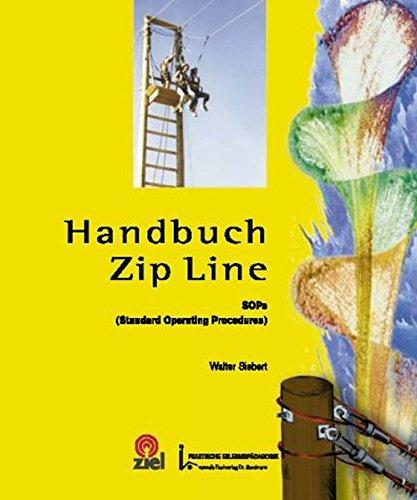 9783934214873: Handbuch Zip-Line: SOP's - Standard operating Procedures