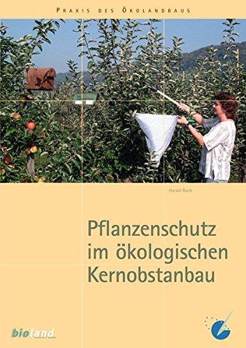 9783934239104: Pflanzenschutz im ökologischen Kernobstanbau