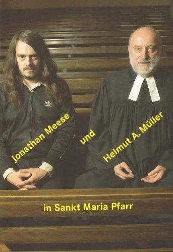 Jonathan Meese und Helmut A. Müller in: Müller, Helmut A.