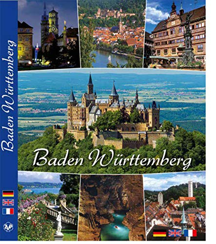 9783934328969: Baden-Württemberg im Farbbild