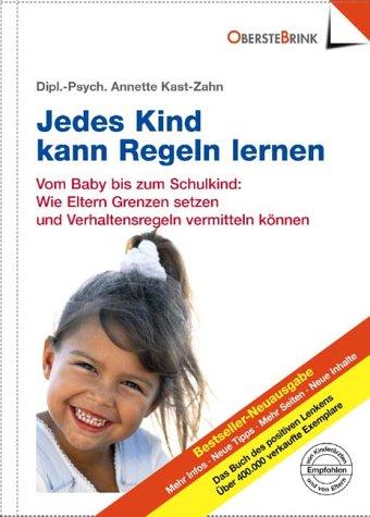 9783934333154: Jedes Kind kann Regeln lernen