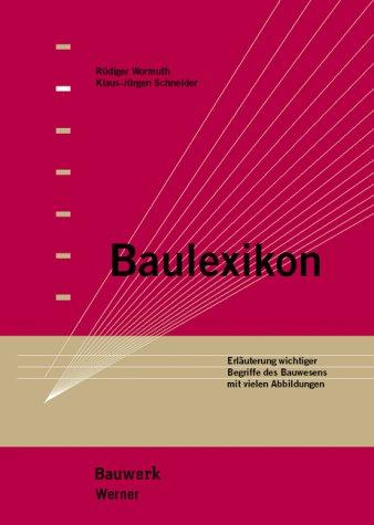 9783934369009: Baulexikon.