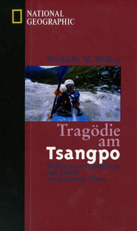 Stock image for Tragödie am Tsangpo for sale by medimops