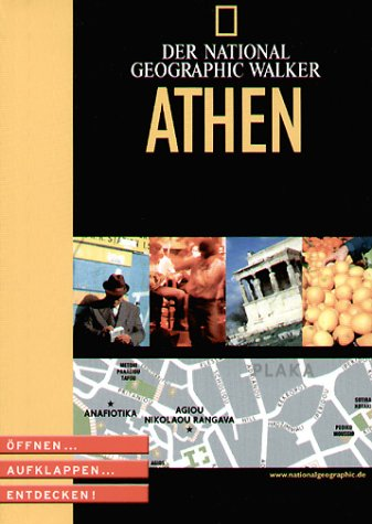 9783934385900: National Geographic Walker. Athen.