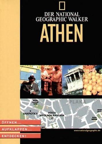 9783934385900: National Geographic Explorer. Athen. �ffnen, aufklappen, entdecken!