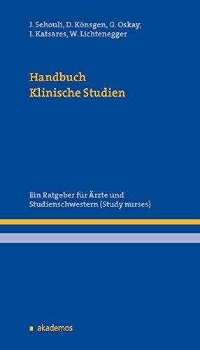 Handbuch klinische Studien: Jalid Sehouli