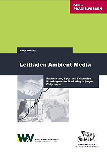 9783934424241: Leitfaden Ambient Media.