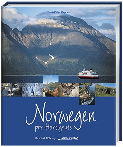 9783934427273: Norwegen per Hurtigrute