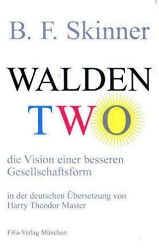 9783934432048: Walden Two