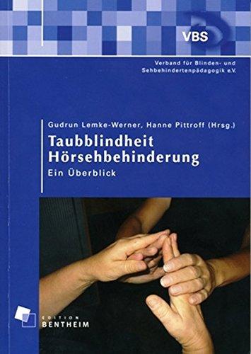 9783934471771: Taubblindheit /Hörsehbehinderung - ein Überblick