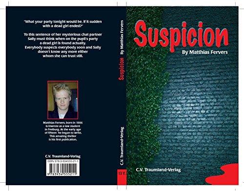 9783934555211: Suspicion