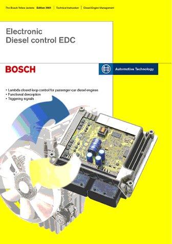 9783934584471: Electronic Diesel Control EDC