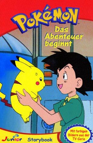 Pokemon, Das Abenteuer beginnt: Schramm, Karin
