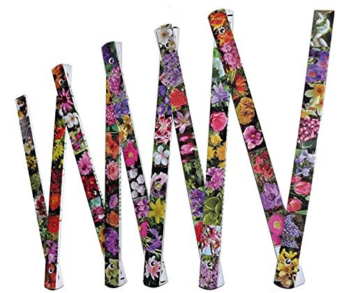 9783934657274: Der Blumen-Zollstock: Die vier Jahreszeiten im Garten