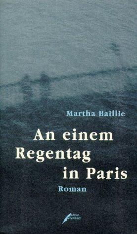 9783934703285: An einem Regentag in Paris