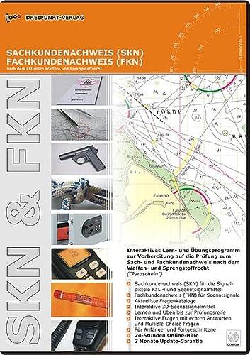 """Sach-/ und Fachkundenachweis (""""Pyroschein""""): Michael Schulze"""