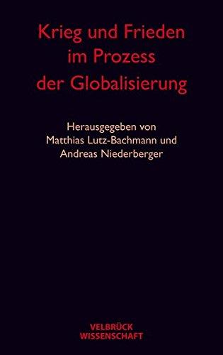 9783934730878: Krieg und Frieden im Prozess der Globalisierung