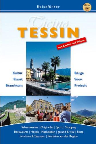 9783934739154: Tessin Specials. Reiseführer