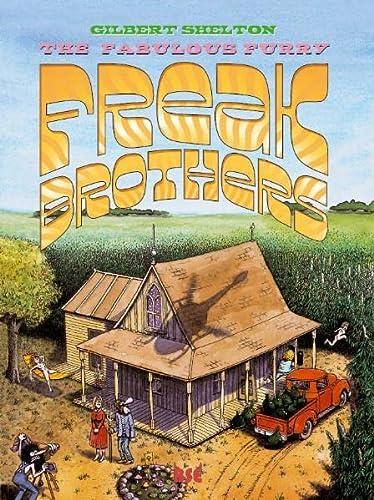 9783934769151: Freak Brothers 6