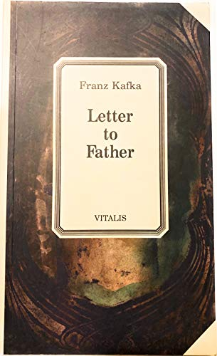 9783934774858: Letter to Father