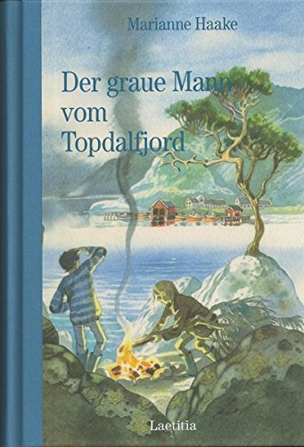 Der graue Mann vom Topdalfjord