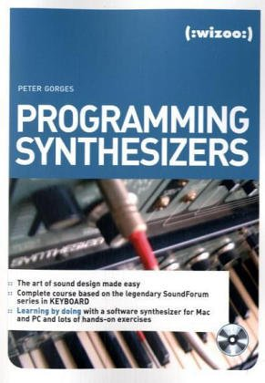 9783934903487: Programming Synthesizers, with CD-ROM
