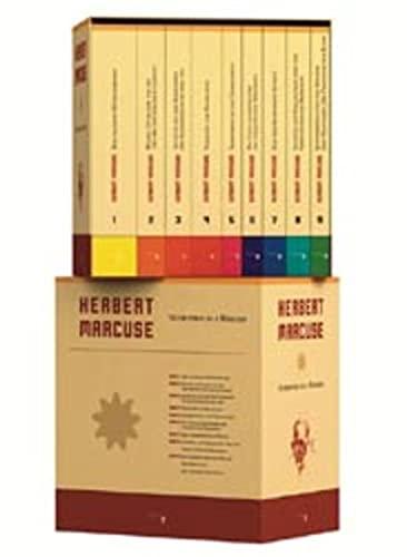 Schriften in 9 Bänden: Herbert Marcuse