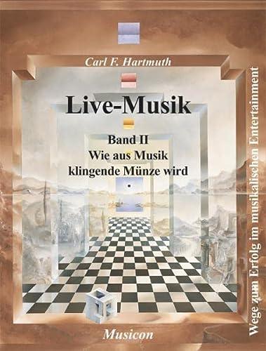 9783934928022: Live-Musik 2