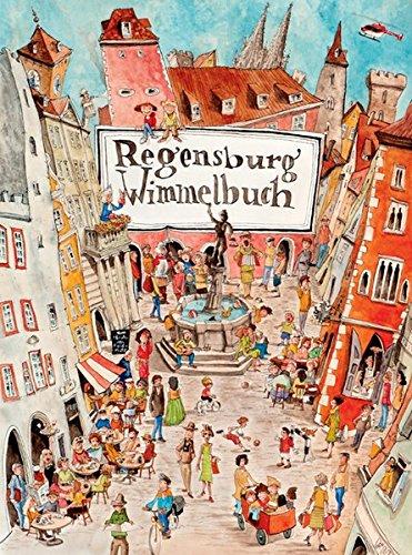 9783934941861: Regensburg Wimmelbuch