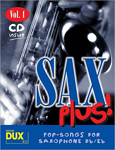 Sax Plus!, m. Audio-CD. Vol.1: Arturo Himmer