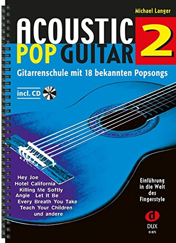 9783934958432: Acoustic Pop Guitar 2