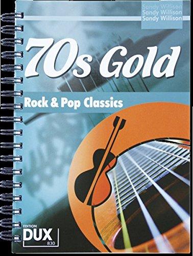 9783934958593: 70s Gold: 120 Rock & Pop Classics