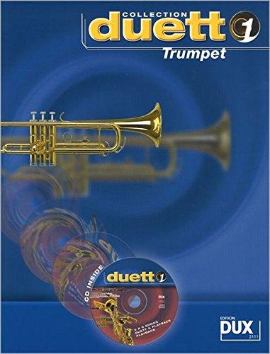 9783934958647: Duett Collection, Trumpet, m. Audio-CD. Vol.1